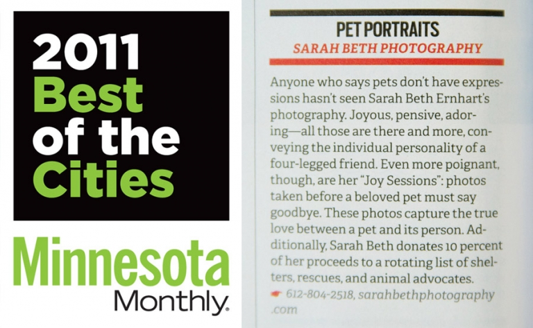 best pet portraits minneapolis